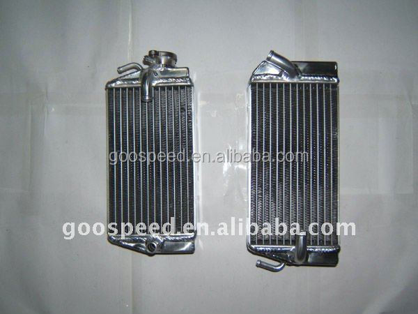 small aluminum Motorcycle Radiator for sale
