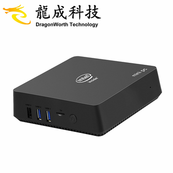 AK5 mini pc 4gb 64gb linux box lcd tv box logo  tv box double wifi support 2.4GB/5.0GB/3165d
