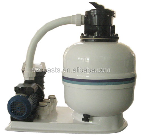 Swimming Pool Sand Filter with pump