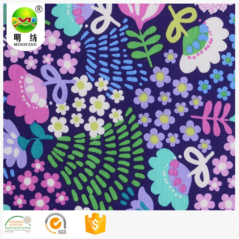 cotton duck fabric wholesale printed organic korean cotton fabric