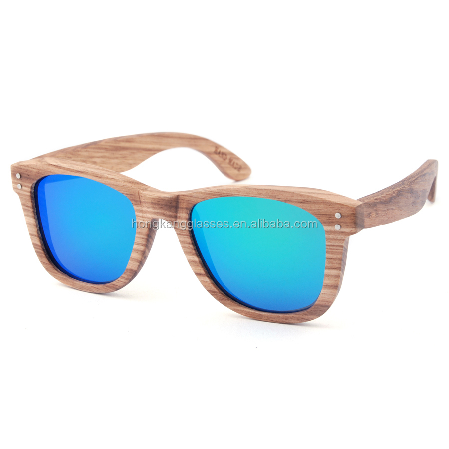 2016 china taobao wholesale fashion cheap bamboo wooden sunglasses polarized uv400