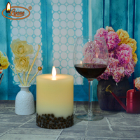 Maxi tealight candles/ cup ivory lights