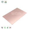 1.0 mm High Quality PCB CCL fr4 epoxy laminate epoxy resin fabric copper clad fiberglass sheet board plate