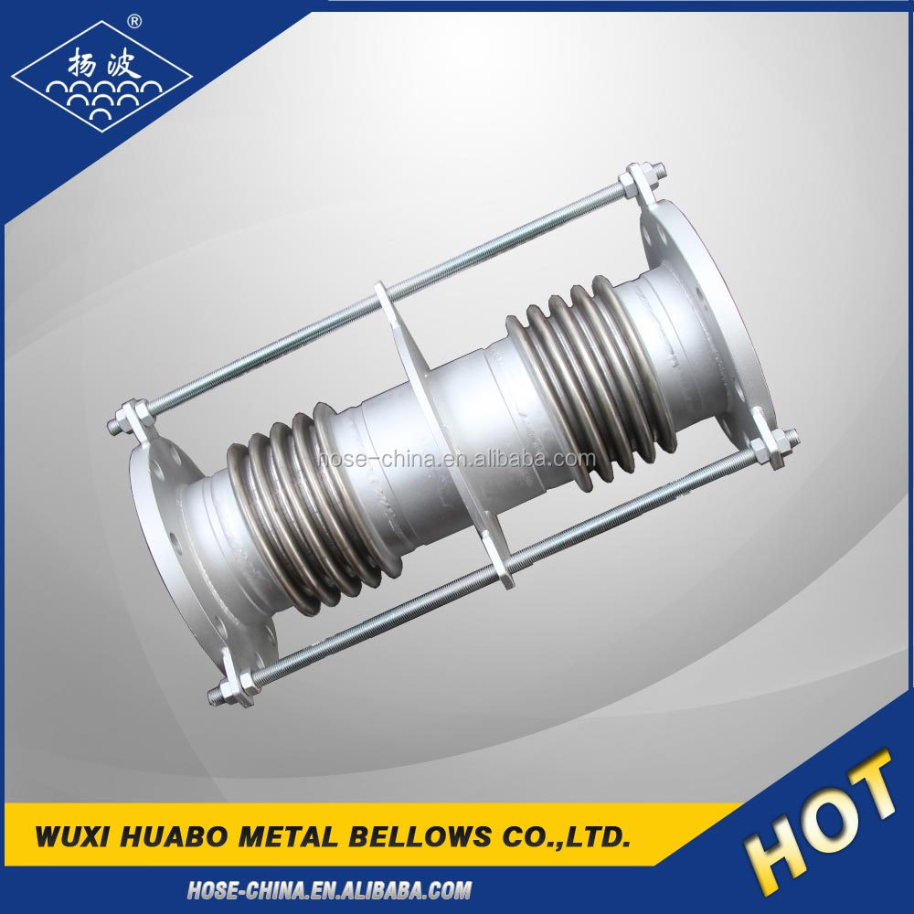Yang bo carbon/stainless steel metal pipe joints for transimission pipeline