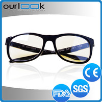 2015 the Most Popular China Italy Design Eyeglass Frame
