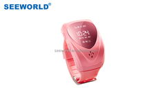 2015 mini watch gps tracker protect kids security tracking by LBS+GPS, mobile apps and web S012