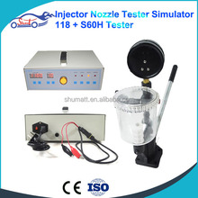diesel common rail manual fuel injector tester fule diesel injector nozzle tester ZQYM118 tester