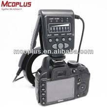 MCOPLUS MRF-32 Macro Ring Flash/Light for Nikon D7000 D5100