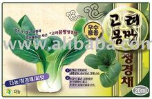 Vegetable seed>>Korea mom zzang pak choi seed