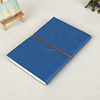 Wholesale Custom Souvenir Hardcover Leather Notepad PU Notebook