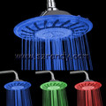 LD8030-A3 Hot and Temperature Sensitive No Battery Ceiling LED Rain Top Shower