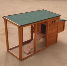 Portable fir Wooden Pet Cage industry rabbit breeding cage