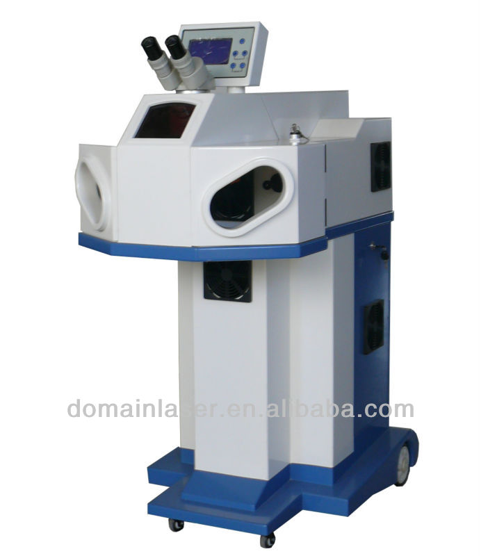 150W Brooch Laser Spot Welding Machine With CE