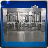 Small PET Bottles Mineral Water Bottling Plant