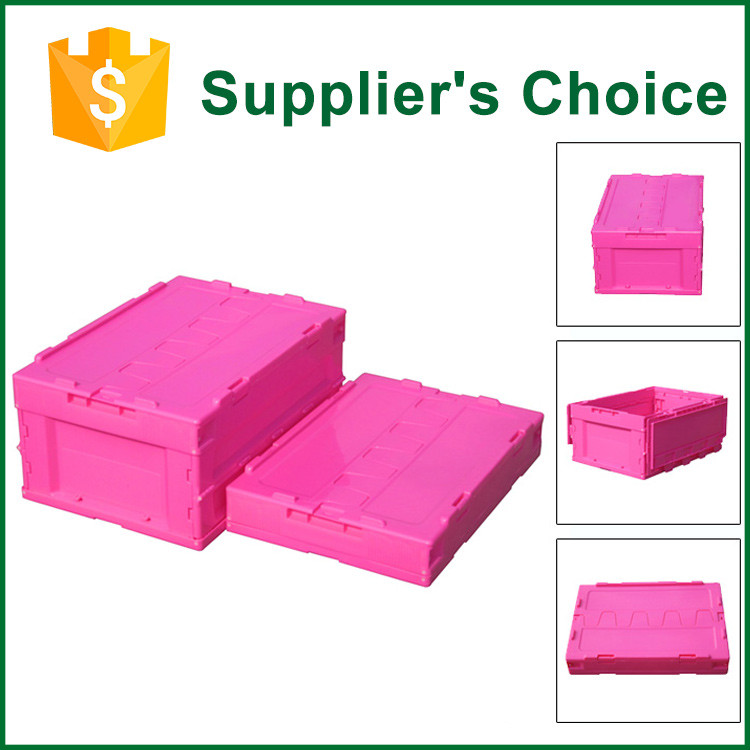 New Design File Storage Plastic Folding Box