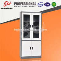 hot office glass home diy tool storage cabinet