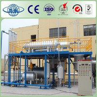 High purity Waste Rubber Recycling Furnace Oil