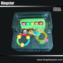 Plastic Blister Packaging Toy Tray
