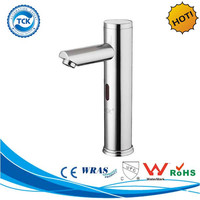 AC/DC Powered Energy Saving Touchless Wash Basin Taps