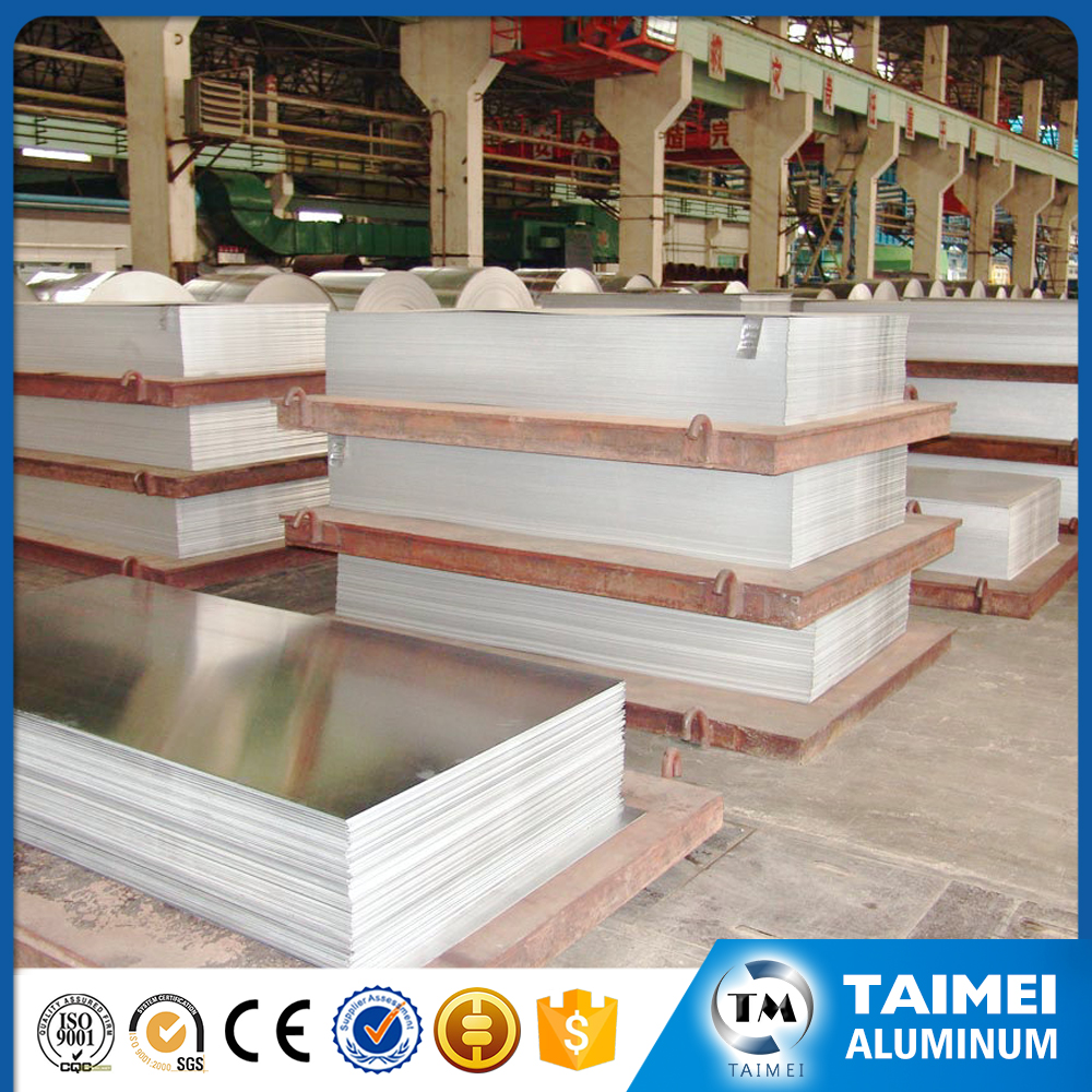 Reasonable price 5083 h111 h112 h321 aluminium alloy sheet