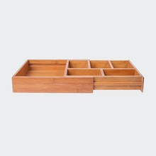Bamboo Home Storage Case Small Wooden Drawer Storage Box