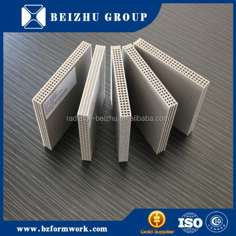 Alibaba supplier cheap price plastic framework save cost excellent surface column formwork lightweight wall panel concrete