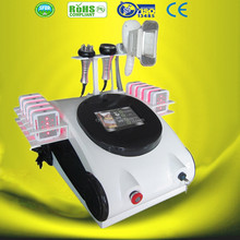 Slimming machine 2016 Vacuum+RF+ cavitation + body slimming machine