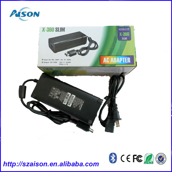 Xbox 360 Slim Power Brick Ac Adapter For ...