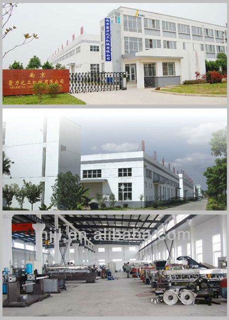 SJ-170 single screw extruders for plastic extrusion