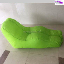 Air filled inflatable sofa