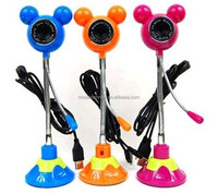 2015 Hot Selling Portable Gifts Small USB Camera PC Webcam, usb webcam