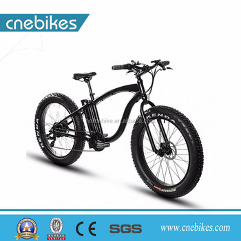 2018 most popular Chopper Electric Bicycle e bike fatbike with factory sell-price