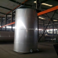 YQL oil fired/ natural gas fired vertical thermal oil boilers, energy-saving organic heat transfer material heaters