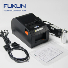 cheaper 80mm USB interface thermal printer with cuto cutter for sale