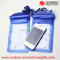 cell phone waterproof bag hot sale,pvc waterproof phone case,custom large plastic waterproof box