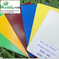 RAL colors powder coating