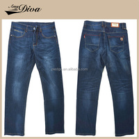 Latest design new style fashion classical brand jeans wholesale china biker denim jeans trousers for men