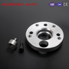 PCD 5x112 Car Wheel Hub Centric Spacer Adapter Forged Aluminum 6061-T6 With Bolts M14x1.5 for Universal