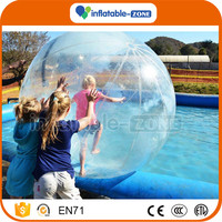 Super quality water walking ball inflate water bubble ball water sphere,Factory supply