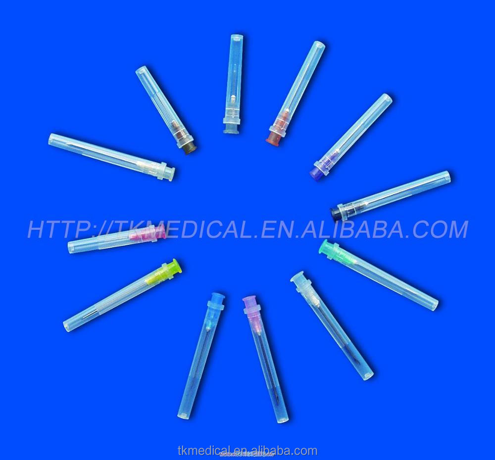 hypodermic bone marrow biopsy aspiration needles