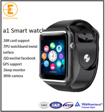 Hot Selling a1 Android Smart Watch with SIM can be used like phone made in china