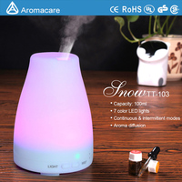 Tabletop Fountains Aromatherapy Burn 8 Hours Aroma Diffuser
