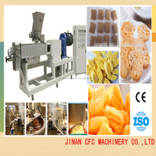 Also puff wheat flour snack food machinery corn puffing equipment