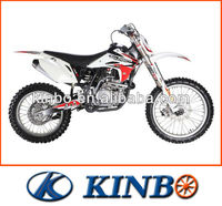 250cc dirt bike water cooled 4 valves Zongshen engine