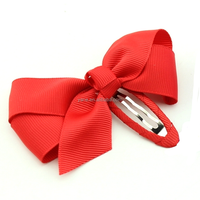 Best ribbon hair accessories large hair bows wholesale