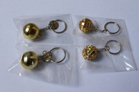 Named Mirror Ball Keychain For Couples