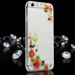 China manufacturer diamond bling phone case for Iphone 5/6/6 plus/ 6s/6s plus