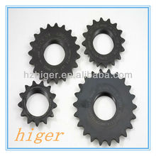 Low quality precision metal machining gear for custom