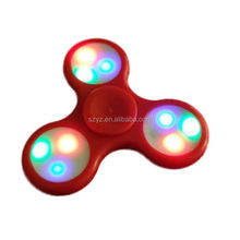 OEM Cheap Led Spinning Toy, Hot Light Hand Spinner Toy Manufacturer, Led Hand Spinner