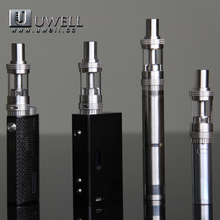 2015 newest sub ohm tank Vaporizer super Vapor with uwell crown for mini RBA 0.5ohm